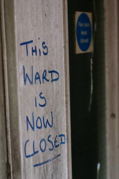 Severalls closed ward